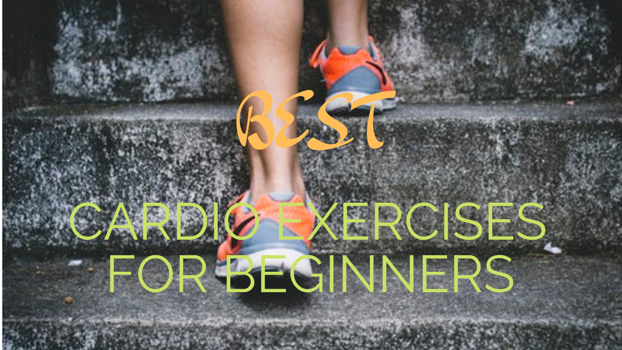 best cardio workouts for beginners