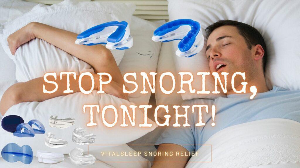 best method to stop snoring